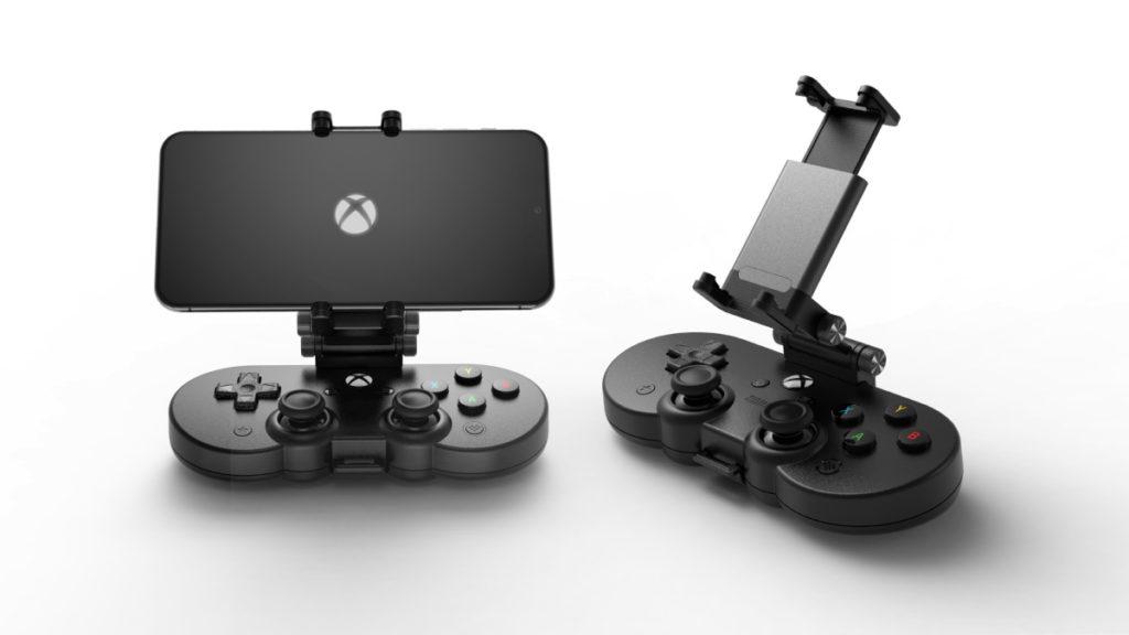 Microsoft представила 4 геймпада для игр Xbox на смартфонах