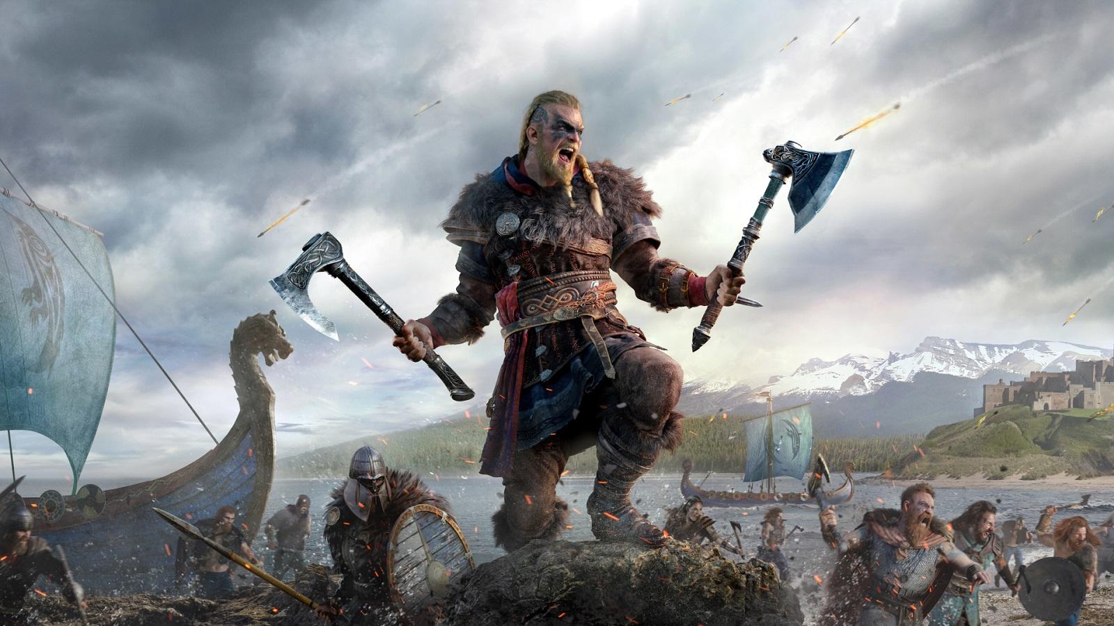 Assassin's Creed Valhalla войдет в стартовую линейку Xbox Series X | S