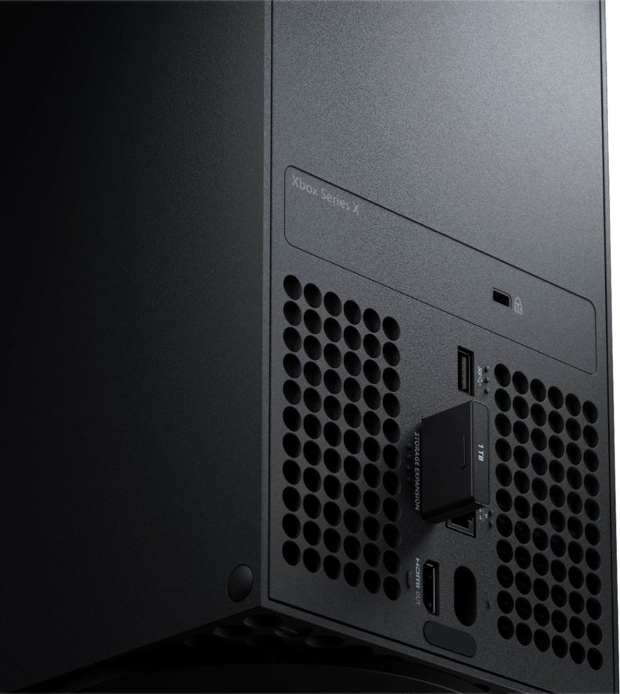 Стала известна цена внешней карта памяти для Xbox Series X   S на 1 Тб
