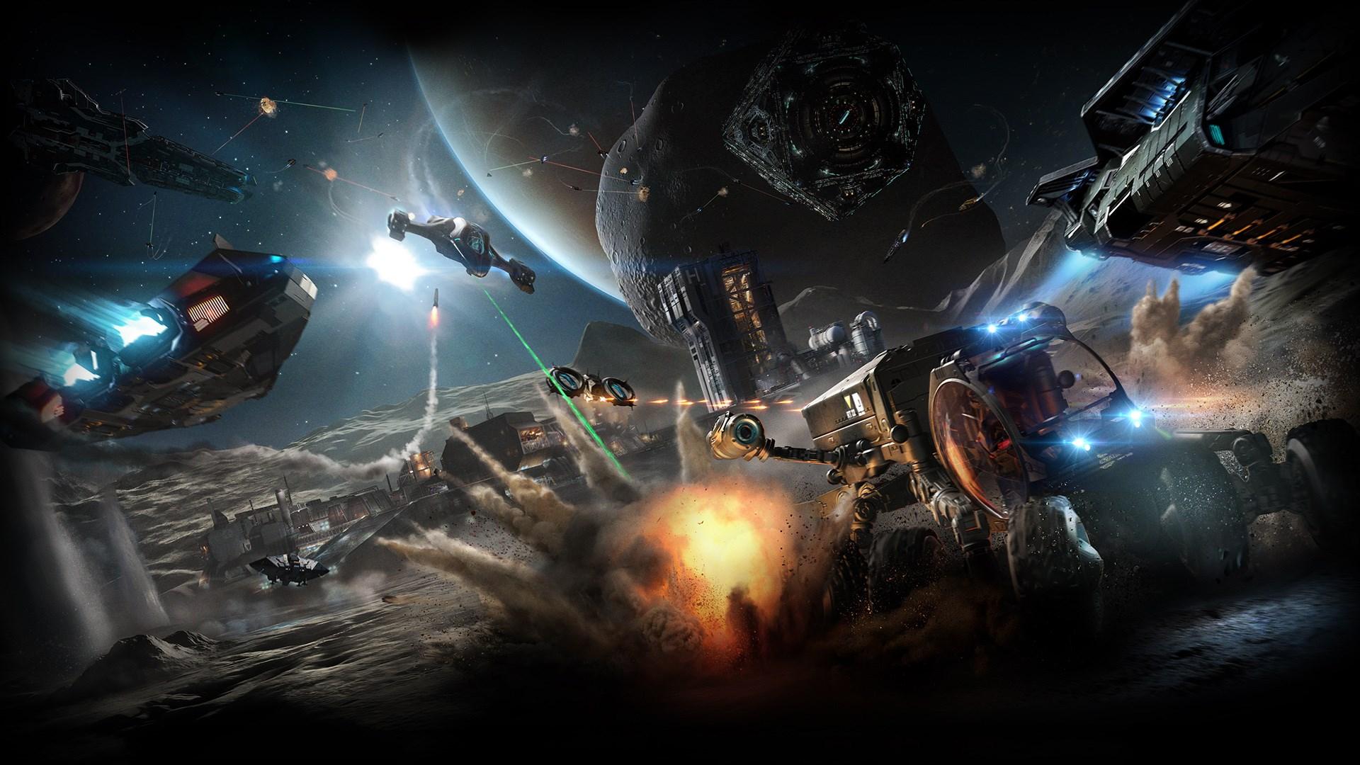 Elite Dangerous: Horizons станет бесплатным для всех игроков