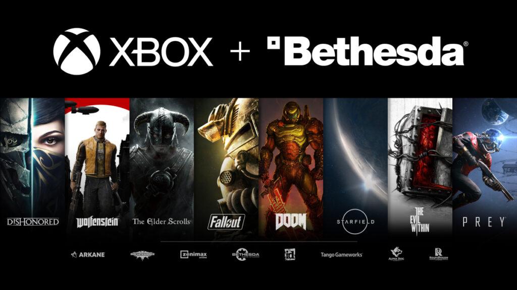 Официально: ЕС одобряет покупку Bethesda со стороны Microsoft