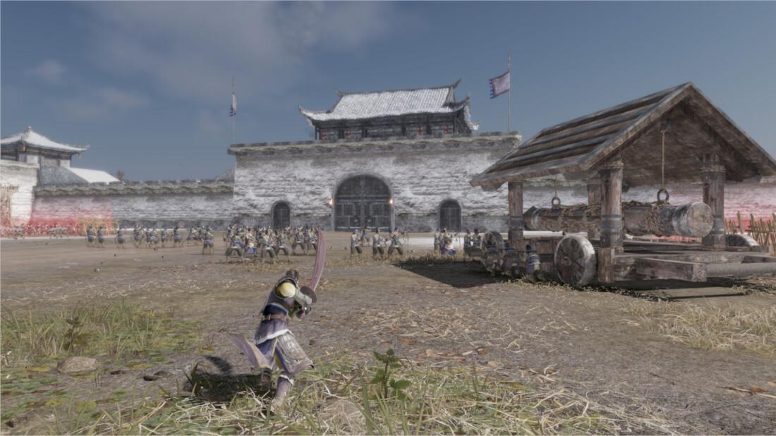 Dynasty Warriors 9 Empires выйдет на Xbox One и Xbox Series X | S
