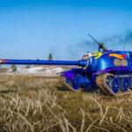 Сегодня стартует сезон Hot Wheels в World of Tanks