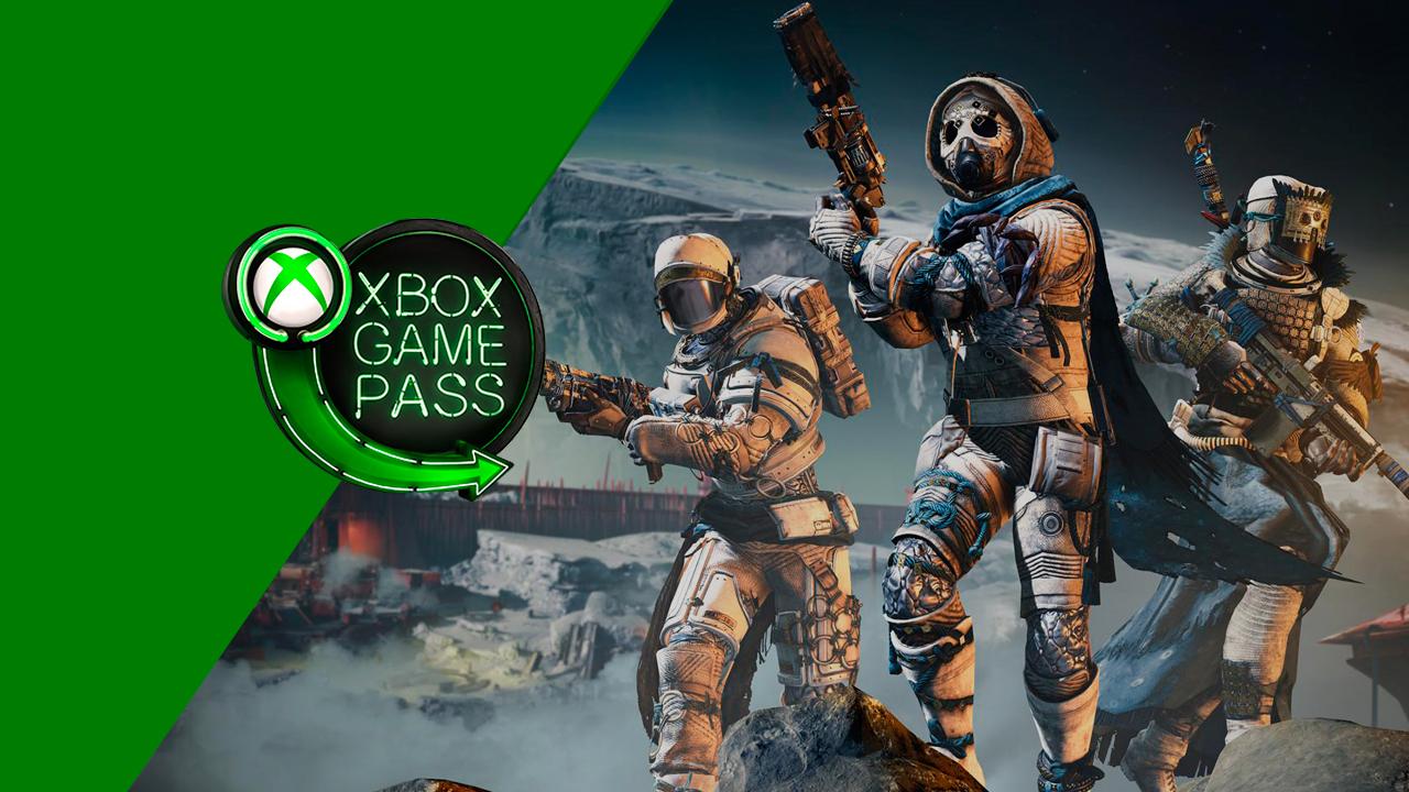 Объявлена дата выхода Destiny 2 в подписке Game Pass