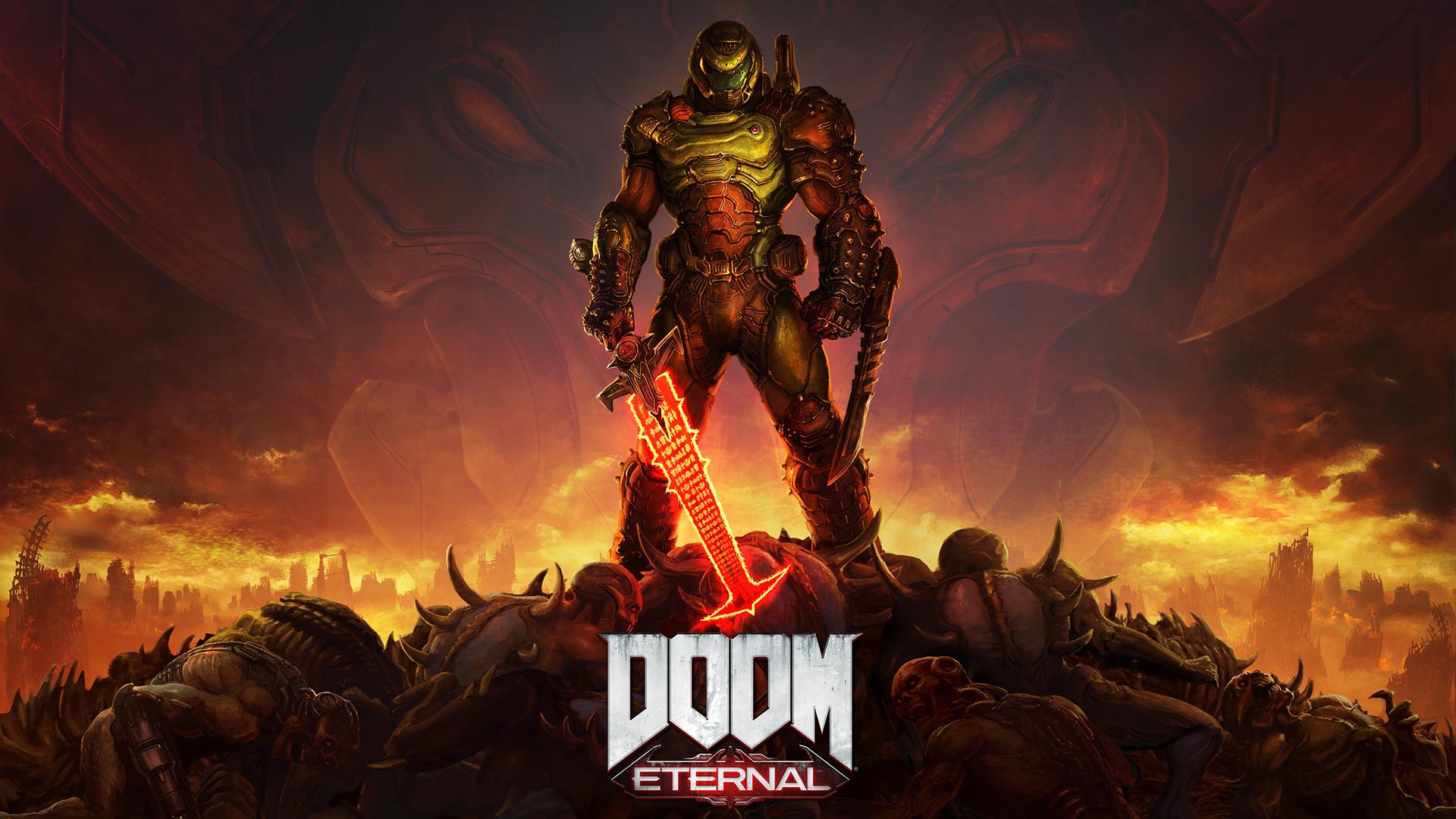 Doom Eternal вскоре появится в Game Pass