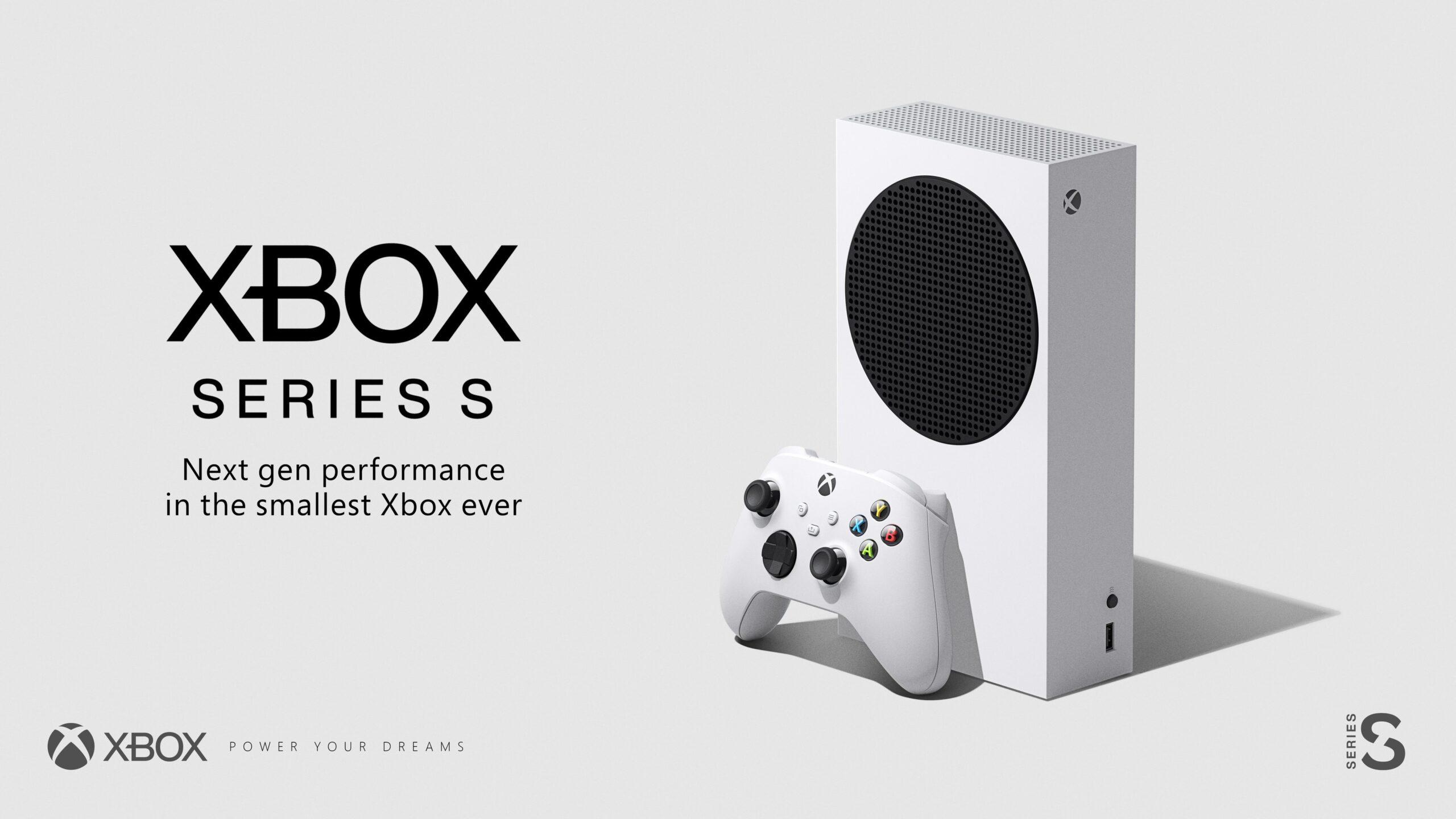 Трейлер Xbox Series S и подробности о приставке