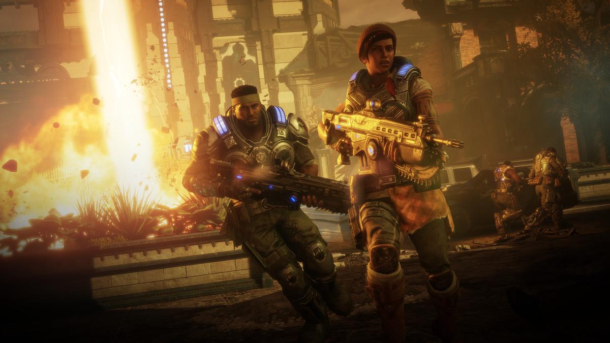 Слух: Для Gears 5 может выйти сюжетное DLC