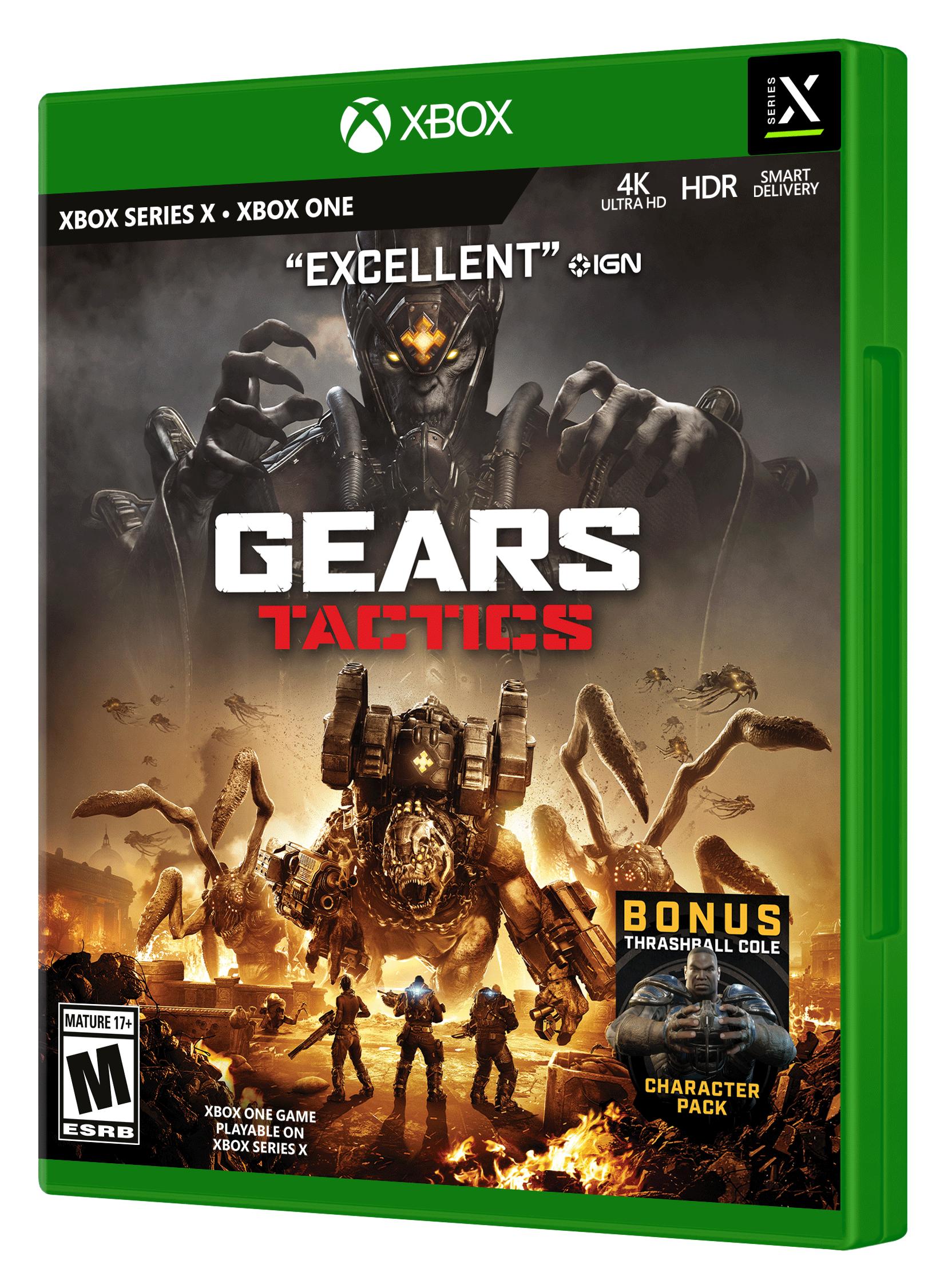 С релизом на Xbox игра Gears Tactics получит и новый контент