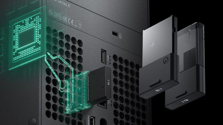 Стоимость дополнительной быстрой памяти для Xbox Series появилась в сети