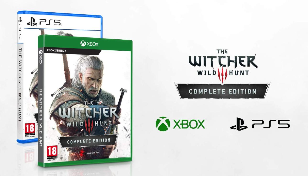 Официально: Ведьмак 3 выйдет на Xbox Series X с трассировкой лучей и быстрой загрузкой