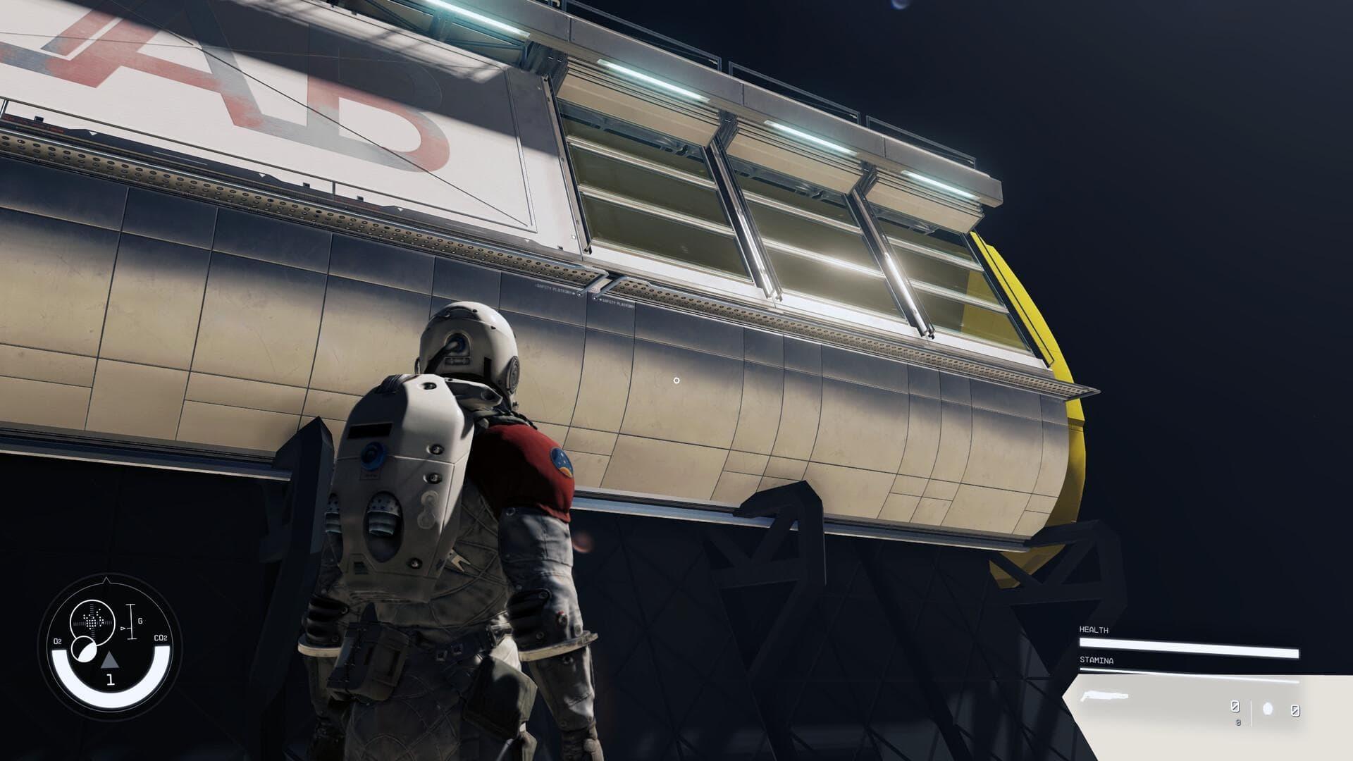 Утечка: Первые скриншоты Starfield