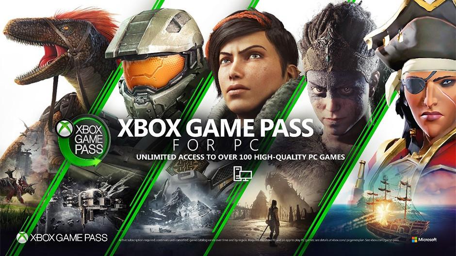 Подписка Xbox Game Pass для PC вышла из стадии бета-версии