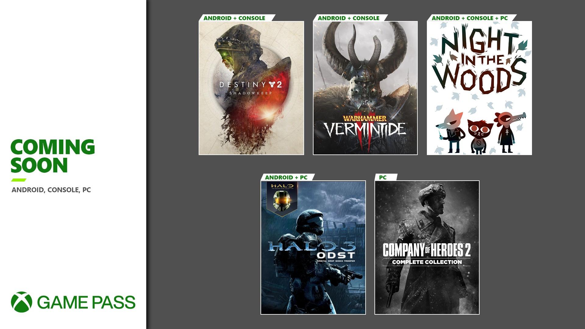 Эти 5 игр пополнят подписку Xbox Game Pass во второй половине сентября