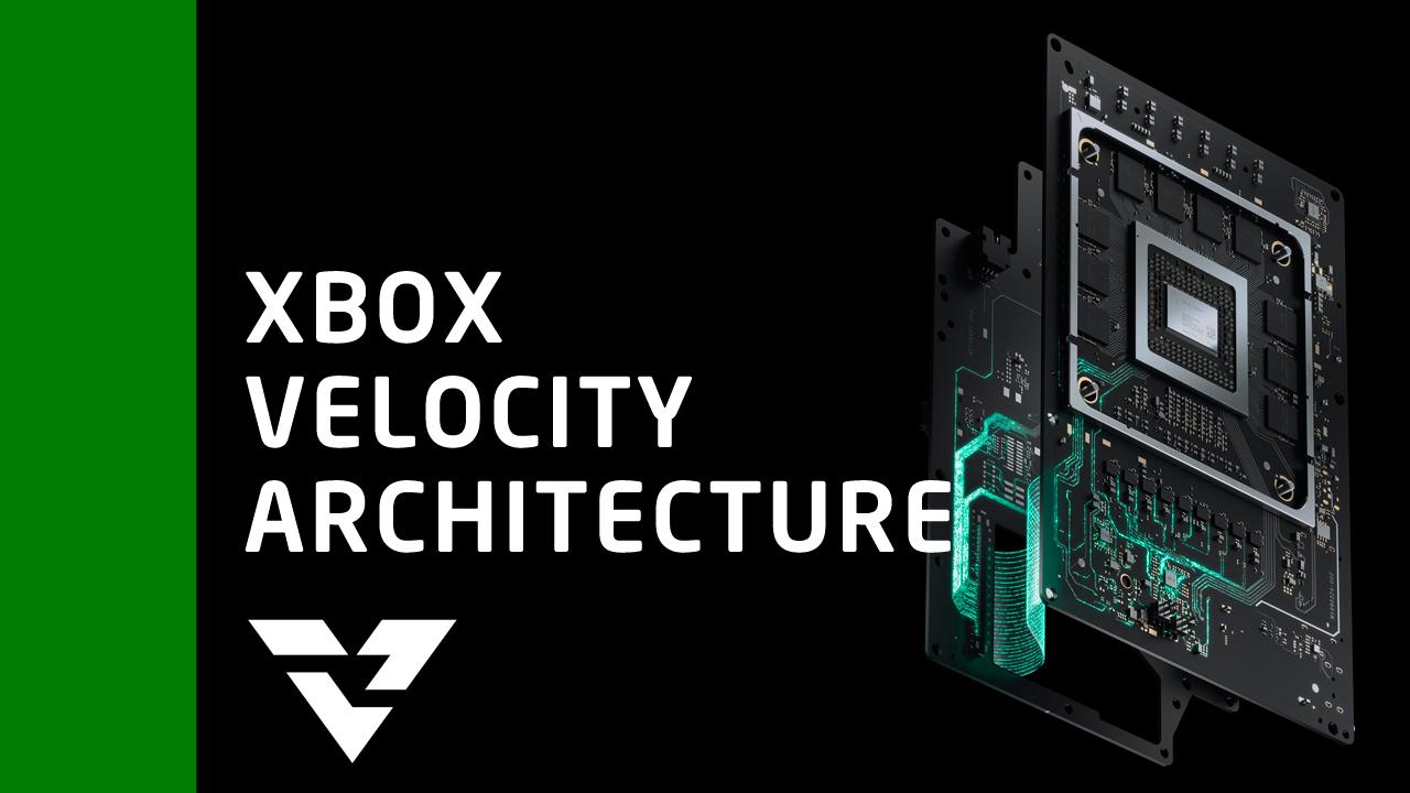Microsoft регистрирует товарный знак Xbox Velocity Architecture