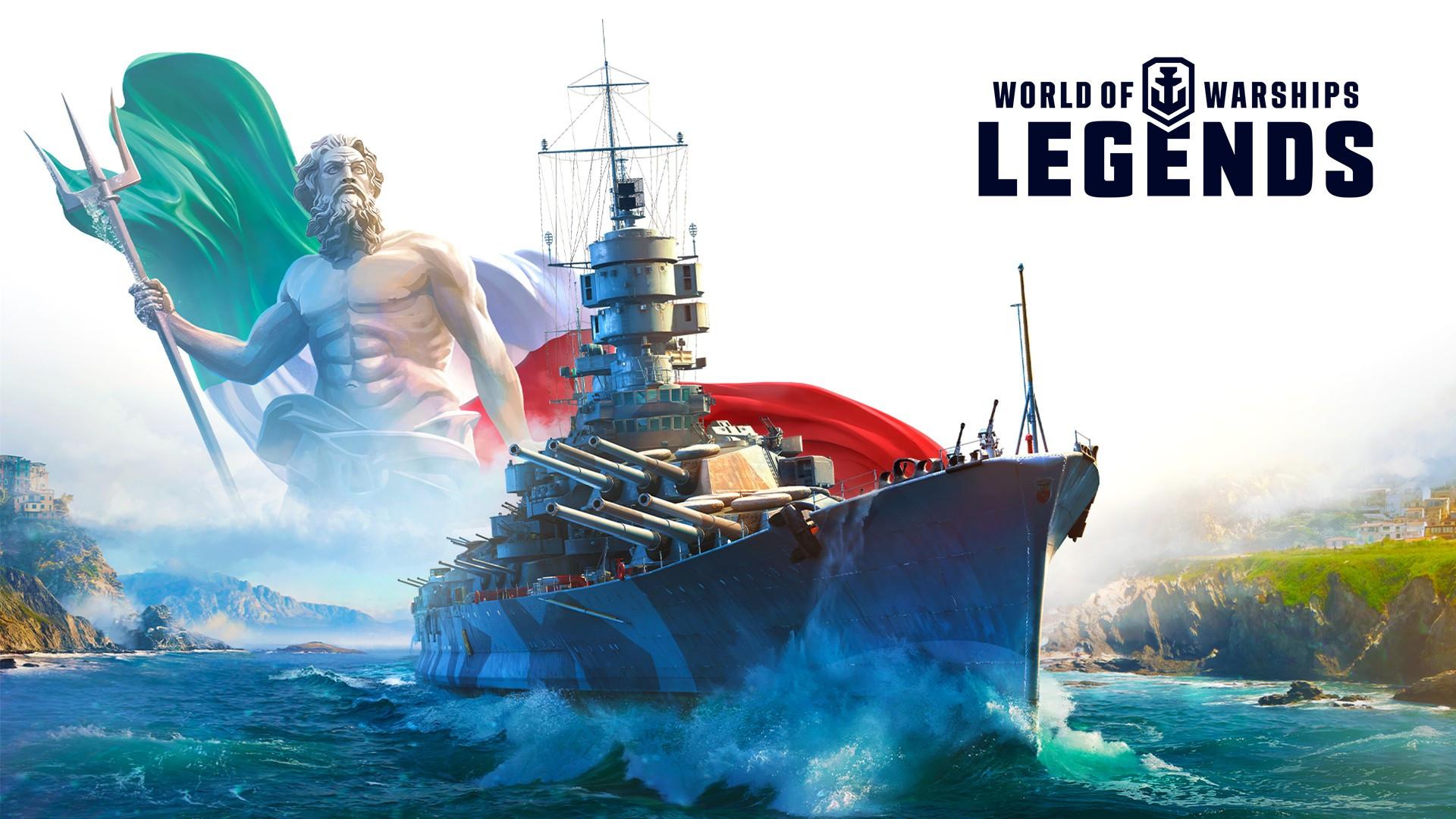 На Xbox One X можно протестировать новый графический движок в World of Warships