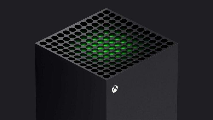 Появилась фотография коробки от Xbox Series X