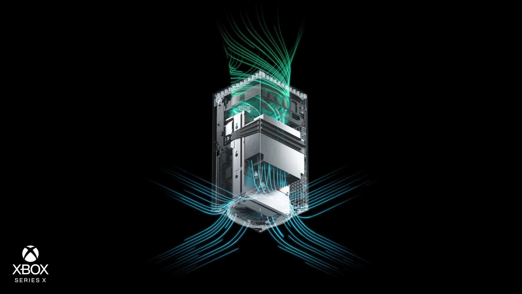 Microsoft: Дизайн Xbox Series X разработан с учетом тихой работы консоли
