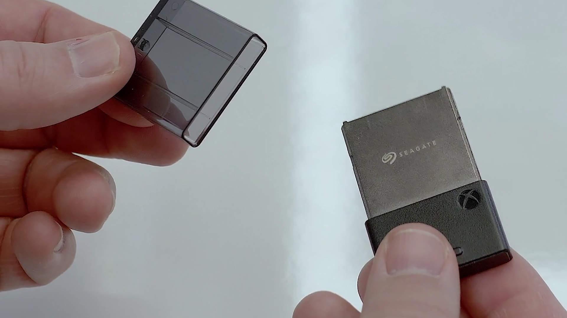Игрокам на Xbox Series X будет доступно 802 Гб памяти, а на карте памяти 920 Гб