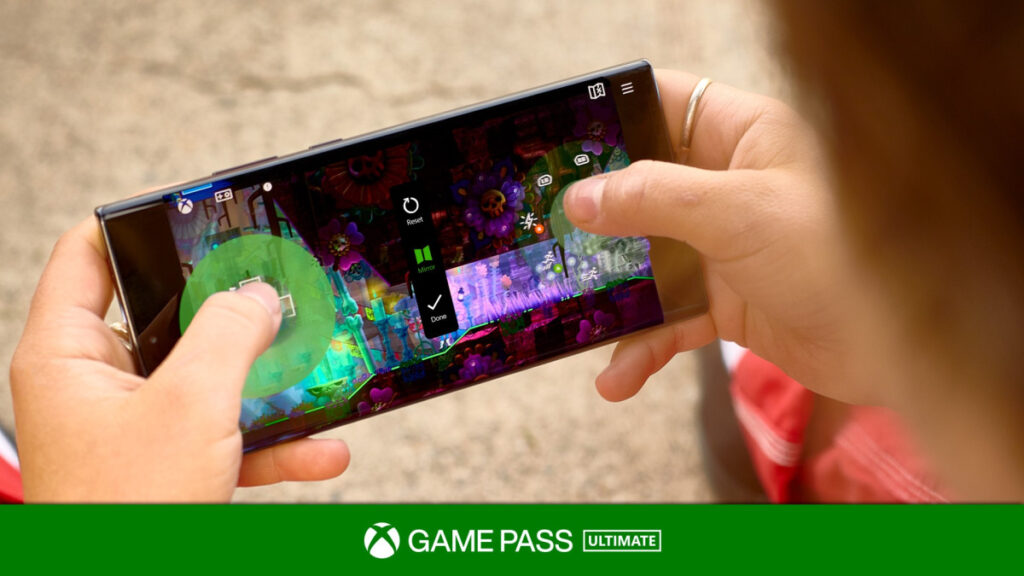 Сенсорное управление в играх Xbox развивается: добавлены новые игры и возможности