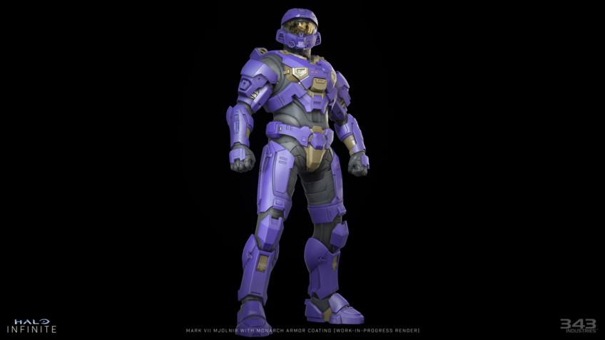 Все скины в Halo Infinite можно будет получить игровым путем