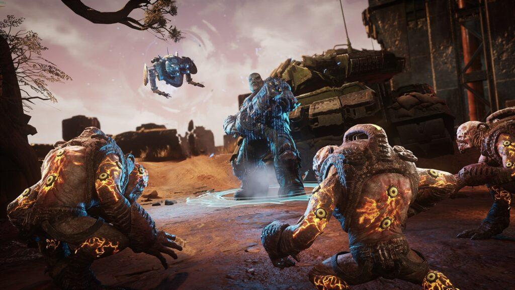 Gears Tactics на Xbox Series и Xbox One будет поддерживать мышь и клавиатуру