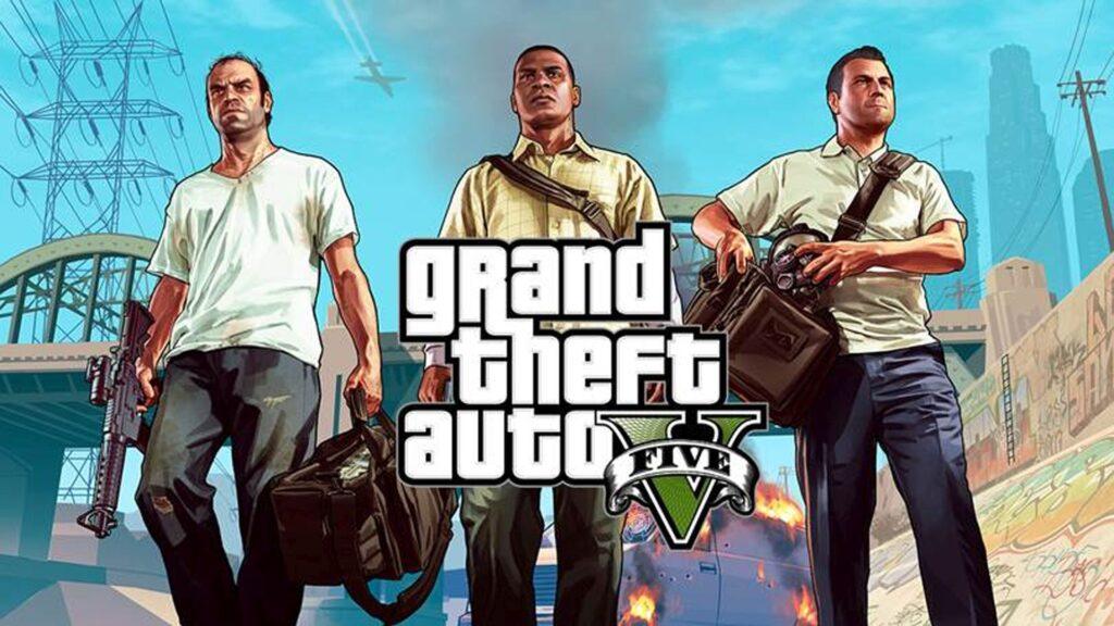Grand Theft Auto V на Xbox Series X загружается за 40 секунд