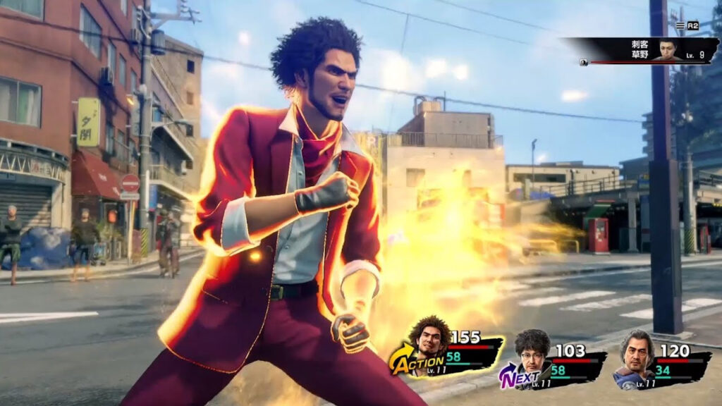 Геймплей Yakuza: Like a Dragon продемонстрировали на Xbox Series X