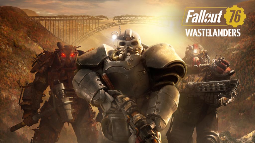 В Fallout 76 можно играть бесплатно в течение недели