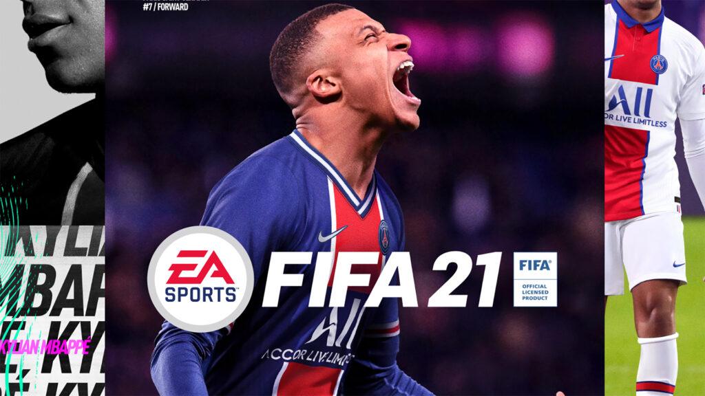 FIFA 21 уже доступна подписчикам сервиса EA Play