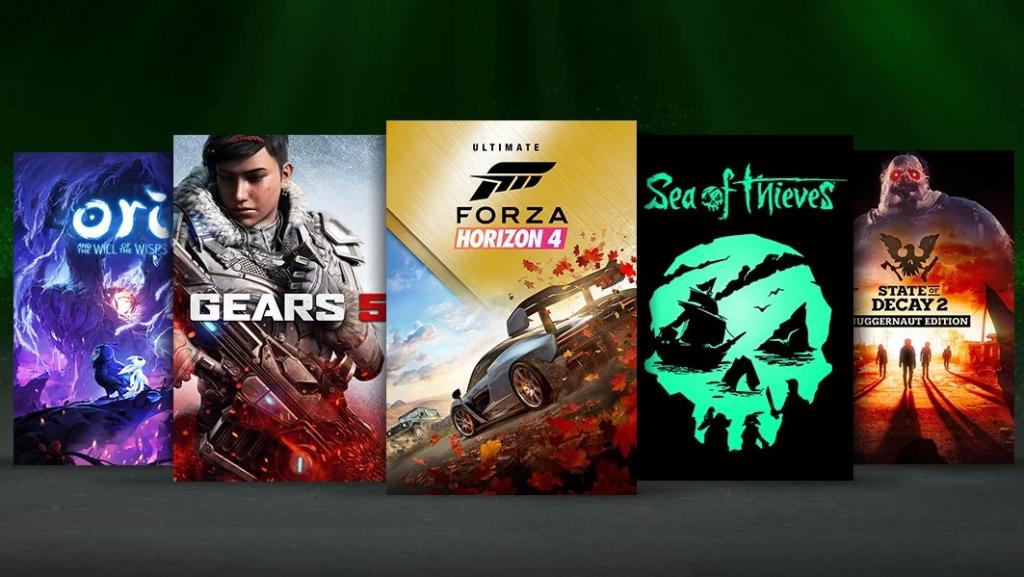 В Microsoft Store идет распродажа игр из «Зала славы» Xbox Game Studios