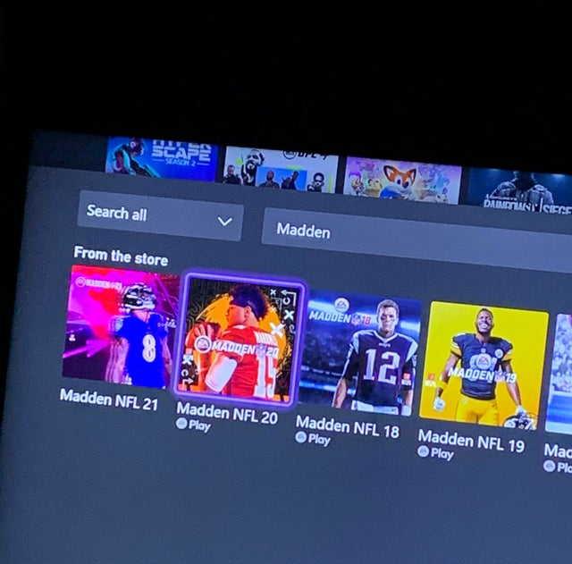 Подписчики Game Pass Ultimate на Xbox One уже могут загружать игры из EA Play