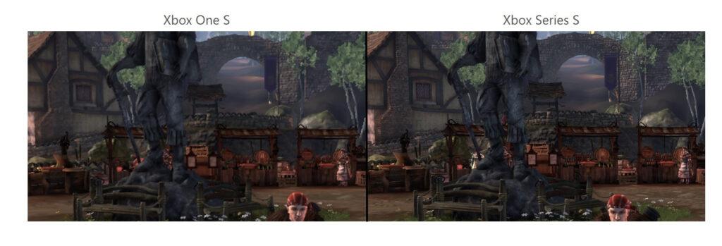 Как улучшатся графически на Xbox Series X | S игры по обратной совместимости