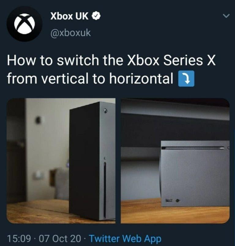 Xbox троллит Playstation: как изменить положение Xbox Series X
