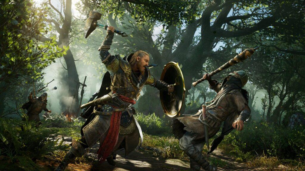 Assassin's Creed Valhalla в первую неделю обошла новый Call of Duty и Spider Man по продажам