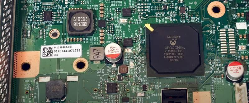 Внутри Xbox Series S установлен чип от Xbox One