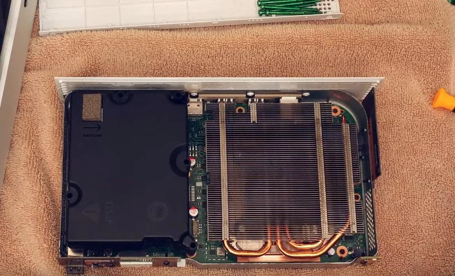В Xbox Series S нашли «пасхалку» с Мастером Чифом