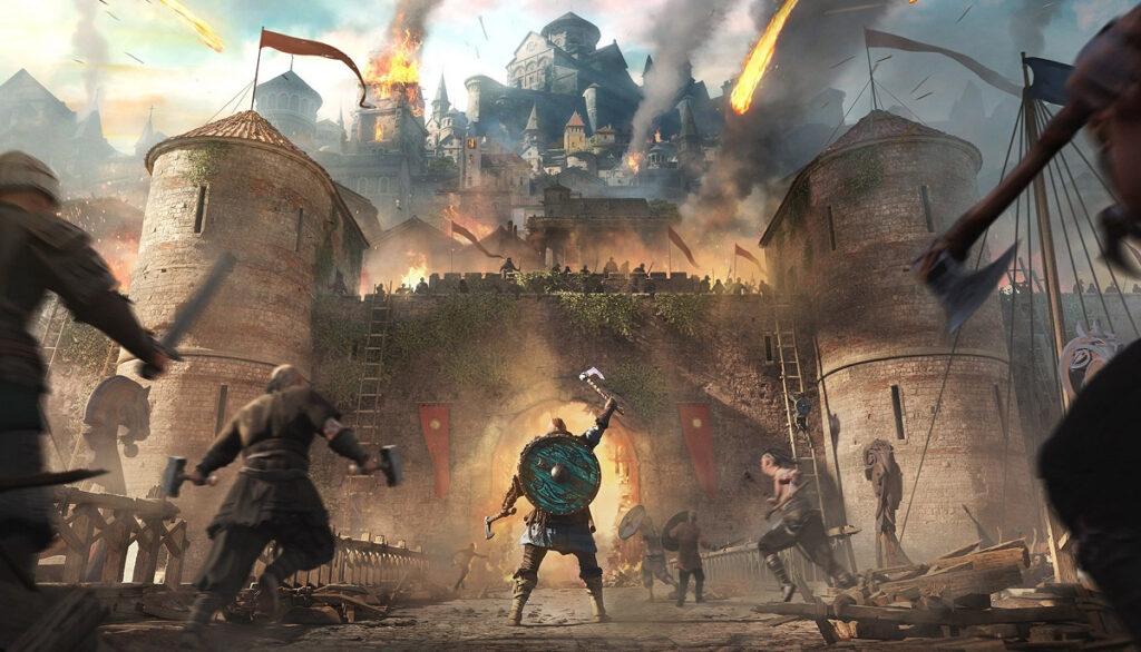 Assassin's Creed Valhalla получает важное обновление для Xbox Series X | S
