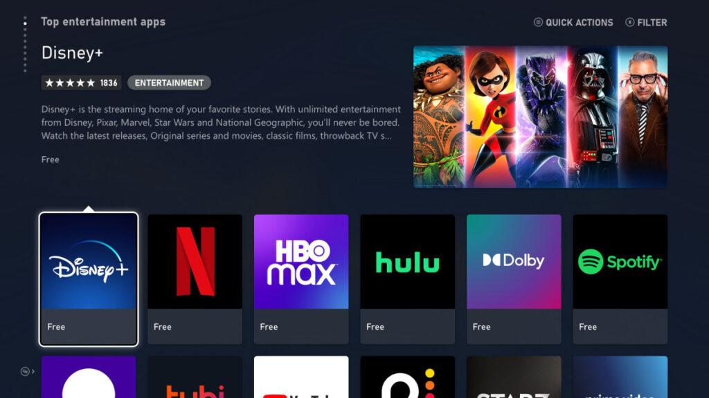 Apple TV выйдет на Xbox при запуске Xbox Series X | S