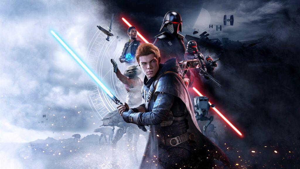 Star Wars Jedi: Fallen Order – вторая продаваемая игра в США за год, и она доступна в Game Pass