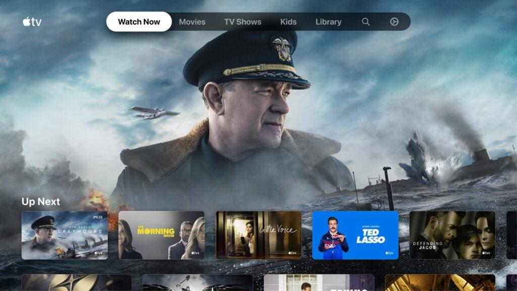 Приложение Apple TV теперь доступно на Xbox