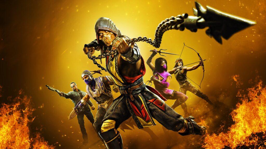 Кроссплатформенный мультиплеер в Mortal Kombat 11 добавят на следующей неделе