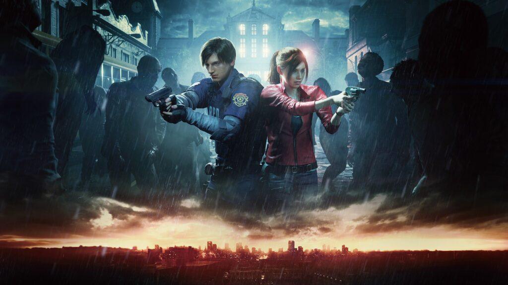 Resident Evil 2 Remake загружается на Xbox Series X очень быстро - тест