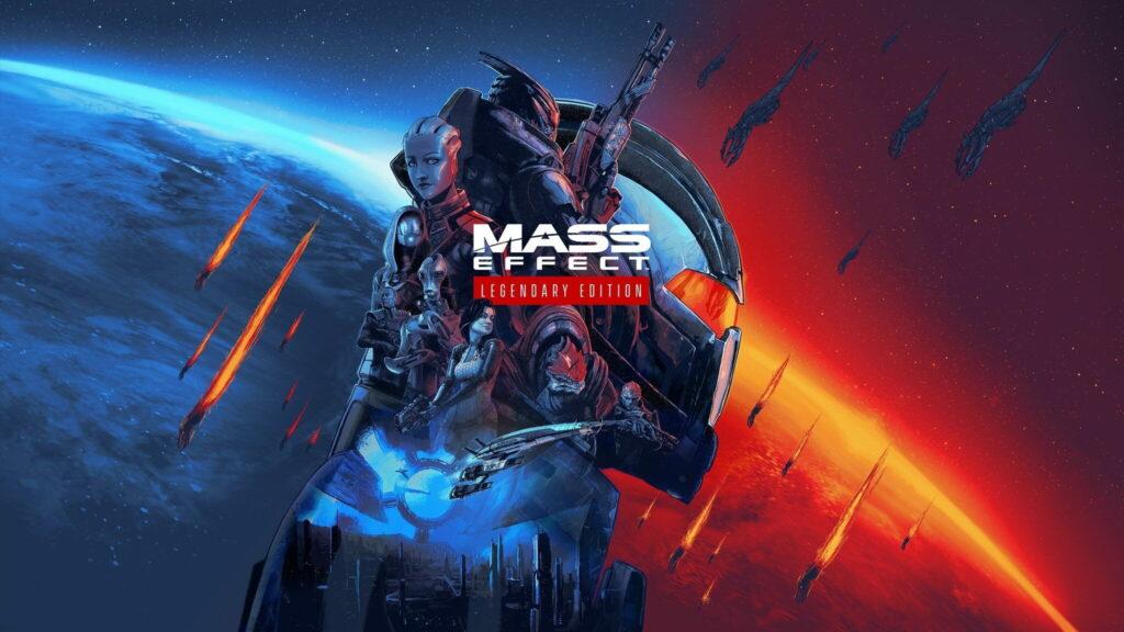 BioWare официально анонсировала переиздание трилогии Mass Effect