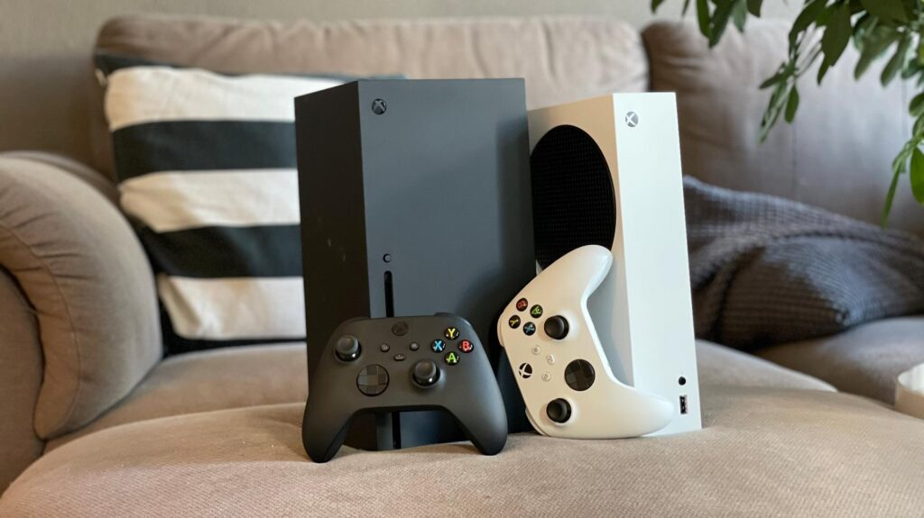 Сколько весят обновления для оптимизации игр под Xbox Series X | S