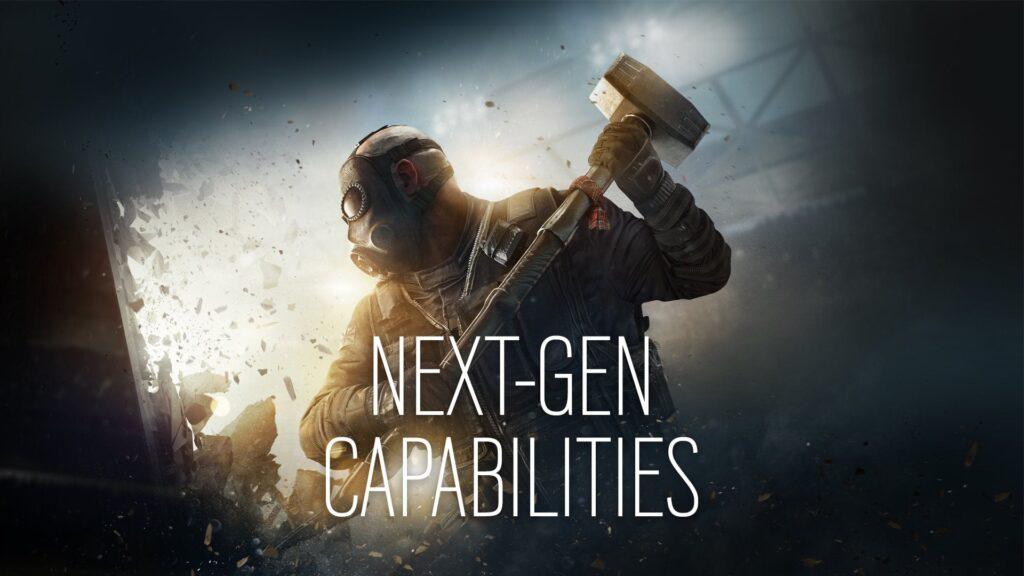 Подробности об обновлении Rainbow Six Siege до Xbox Series X | S и Playstation 5