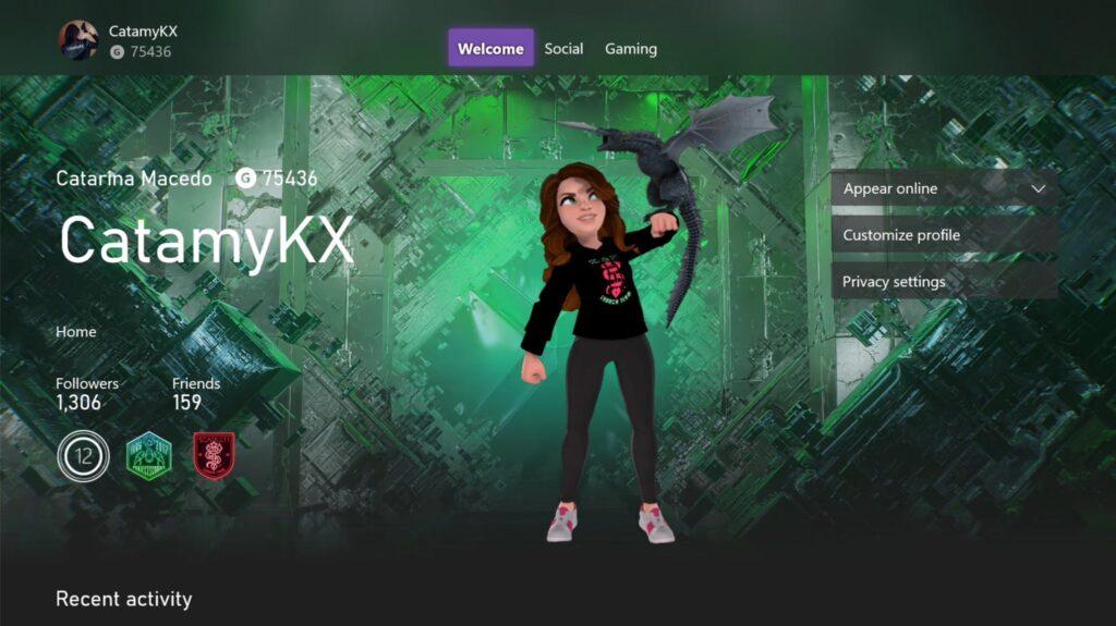 Microsoft добавляет новые темы для профиля Xbox Live