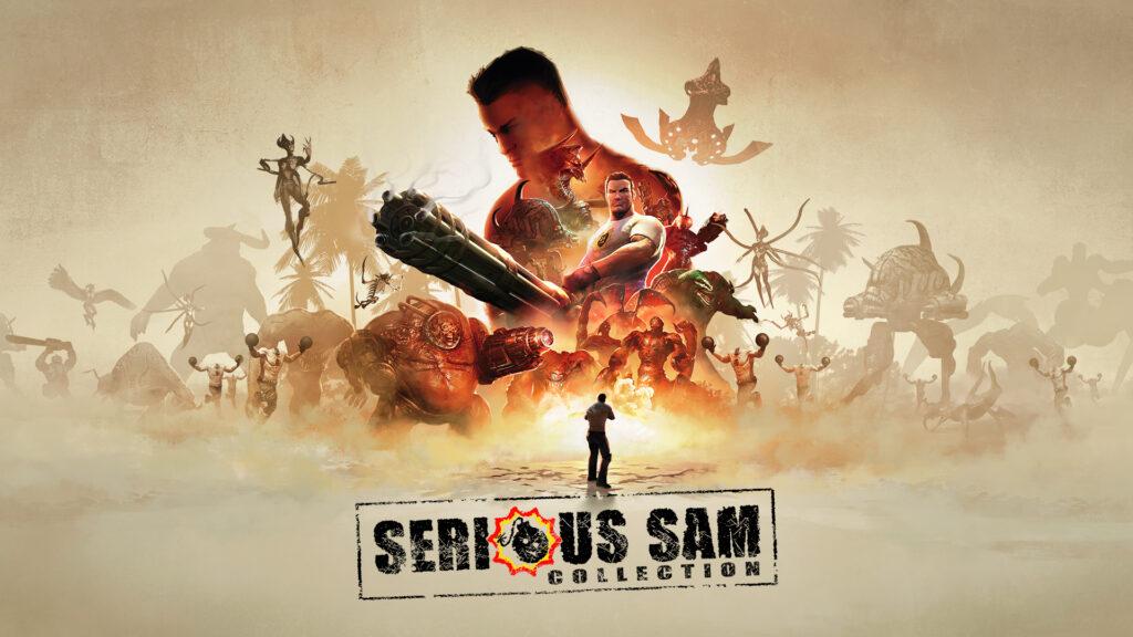 Коллекция Serious Sam выйдет на Xbox One – уже на следующей неделе