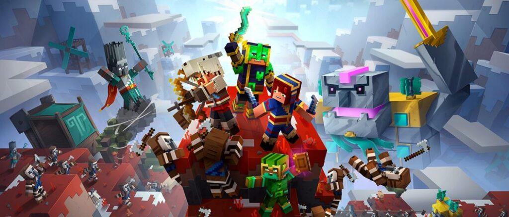 Для Minecraft Dungeons анонсировали еще 3 DLC и новый сезонный абонемент