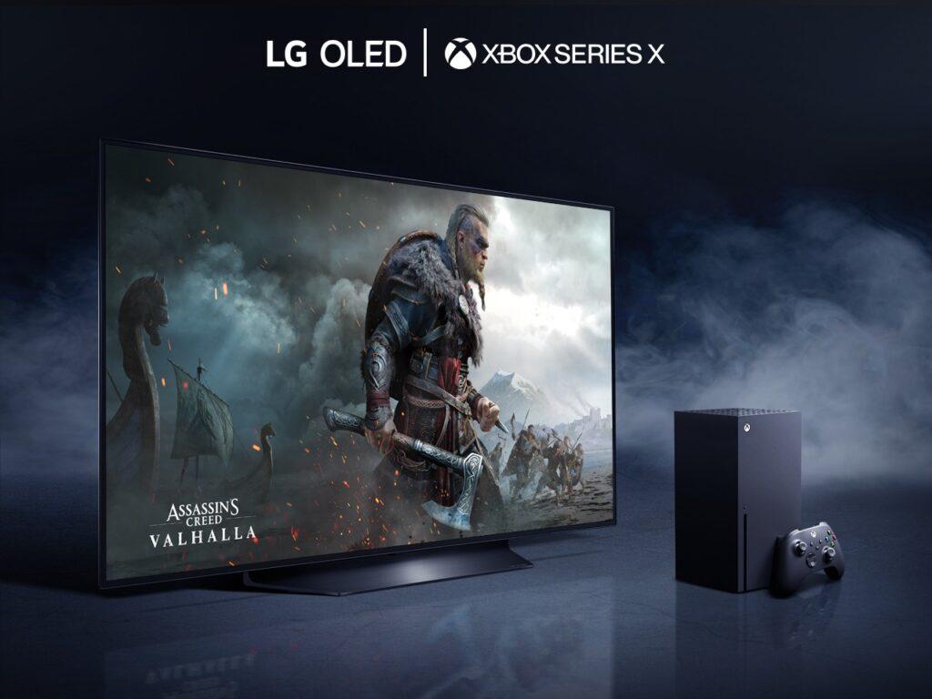 LG и Xbox объявили о сотрудничестве