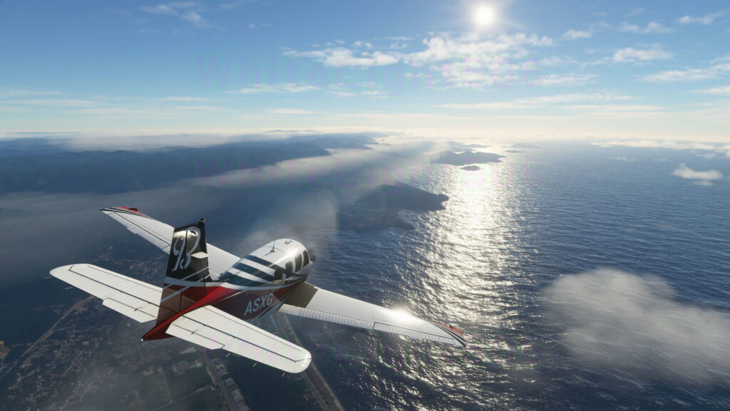 Microsoft Flight Simulator может вскоре появиться на Xbox Series X | S